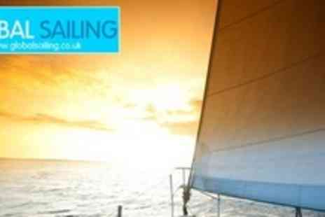 Global Sailing - In Channel Sailing One Day Yachting Trip With Meals and Refreshments - Save 53%