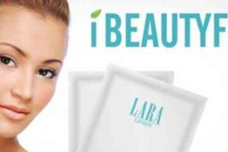 iBeautyFix - Five (£16), Ten (£30) or Twenty (£58) �Silk Protein' Facemasks (Up to 76% Off) - Save 76%