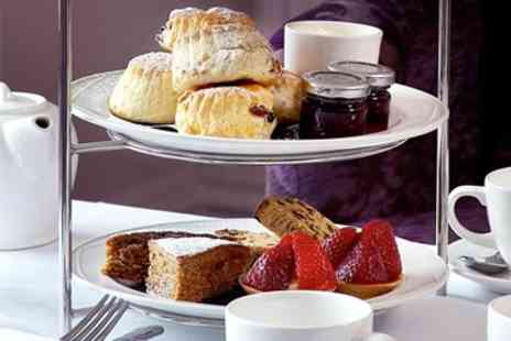 The Feathers - Afternoon Tea & Prosecco for 2 - Save 34%
