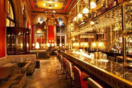 The Gilbert Scott - Five Course Tasting Menu  - Save 0%