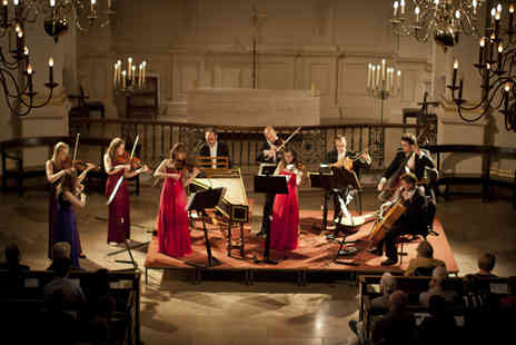 London Concertante -  Vivaldis Four Seasons Tickets by candlelight - Save 55%