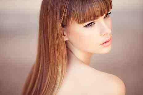 Fossi Hair & Beauty - Brazilian Keratin Treatment with an Optional Cut - Save 54%