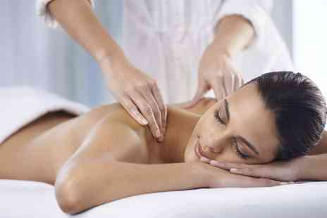 The Wishing Well - 45 Minute Indian Head Massage or Swedish Body Massage - Save 40%