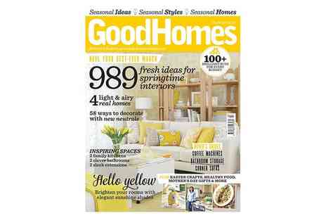 Media ten - Goods - Good Homes Magazine With Free Delivery - Save 61%