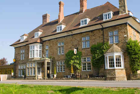 The Speech House Hotel - One or Two night Royal Forest of Dean stay for two with breakfast, wine, cream tea and bike hire  - Save 42%