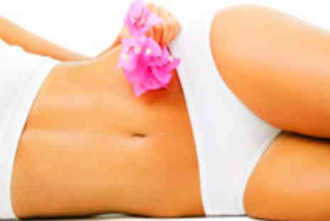 White Nails - 3D Lipo Fat Freeze Cryolipolysis with Shockwave and Dermology - Save 60%