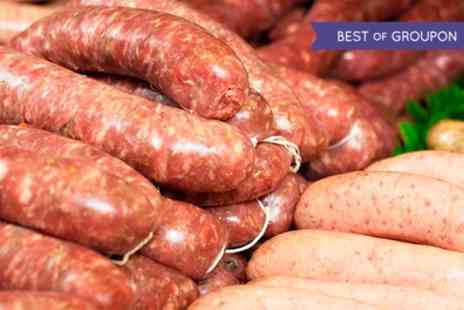 Northumberland Sausage Company - Sausage Making Workshop For One or Two - Save 79%
