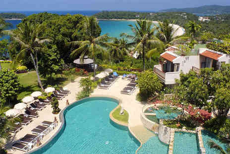 Andaman Cannacia Resort - Four Star 14 nights Stay in a Canna Deluxe Room - Save 61%