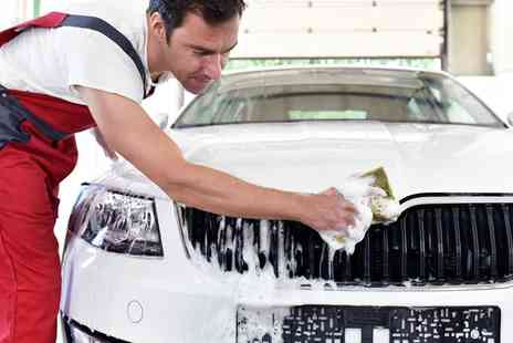 The American Carwash - Car Wash and Valet  - Save 40%