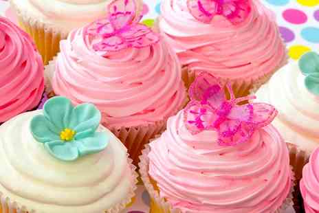 Cupcakes by Sophia - Box of Six Cupcakes - Save 27%