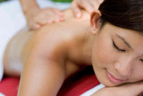 Hearts Beauty - Back, Neck and Shoulder Massage - Save 56%