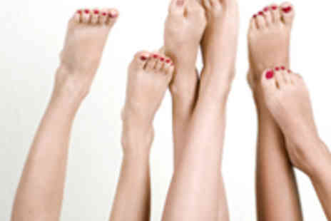 Splash Goodge Street - Ladies Soprano ICE Pain Free Laser Hair Removal - Save 58%