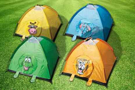 Shopperheads - Kids jungle animal tent - Save 66%