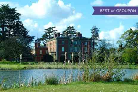 Netley Hall - Two Night Self Catering Cottage Stay For Two With Option for Fishing Pass - Save 0%