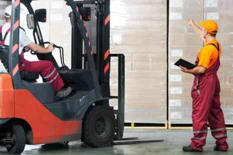 Autec Training - Forklift Driving Course One, Three, Four, Five or Seven Days - Save 58%