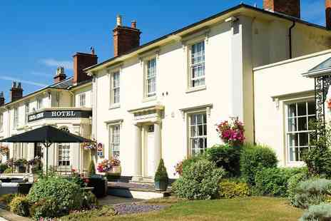 Grosvenor Hotel - Afternoon Tea & Bubbly for 2 - Save 42%