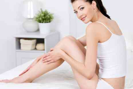 Naturalaser - Three Sessions of IPL Hair Removal- Save 0%