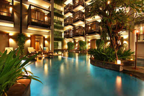 Tour Center - Seven or Ten night Bali spa break with breakfast and return flights - Save 34%