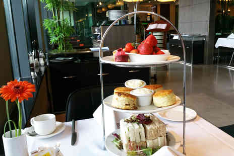 Jacks Kitchen - Sparkling afternoon tea with a bottle of Prosecco for two - Save 0%