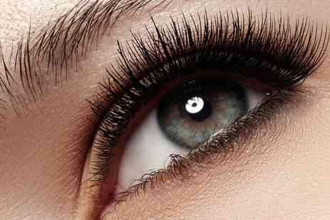 Distinctive Beauty - Semi Permanent Eyelash Extension Course For One or Two - Save 41%