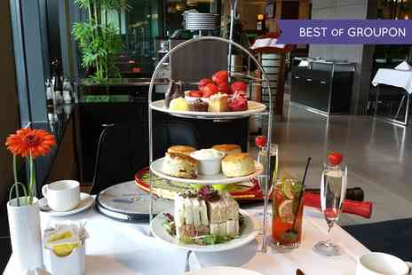 Jacks Kitchen - Summer Afternoon Tea with Pimms Cup or Prosecco for Two or Four - Save 0%