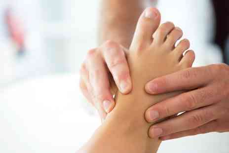 One Day Courses - One Day Face or Foot Reflexology Course from One Day Courses - Save 69%