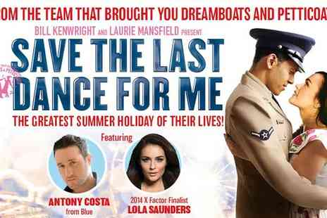 Curated by Groupon - Ticket to Save the Last Dance for Me at the Sunderland Empire, 9 To 13 May - Save 38%