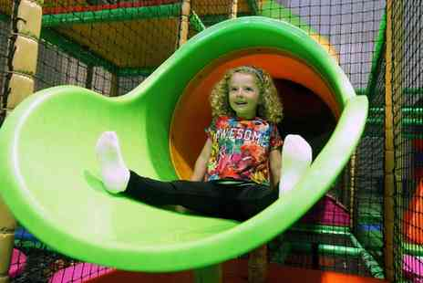 Superbowl - Soft Play Party for Up to 10 Children  - Save 46%