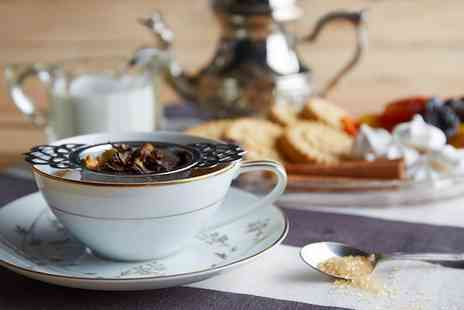 The Little Coffee House - Afternoon Tea For Two or Four - Save 0%