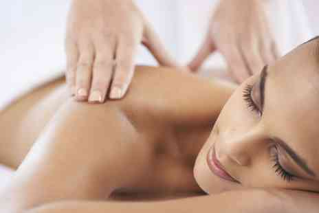 Body Works - One Hour Full Body Massage with an optional Indian Head Massage - Save 46%