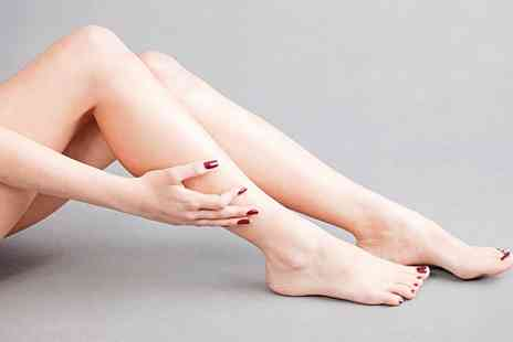 Treat Me Nice - Choice of Waxing for underarms, half or full legs - Save 33%