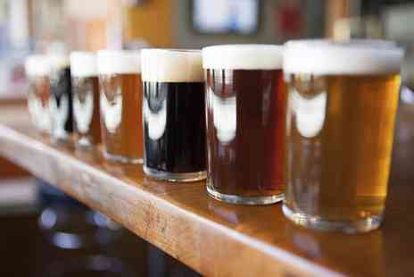 Bespoke Brewing - Brewery Tour with Beer Tasting for Two or Four - Save 42%