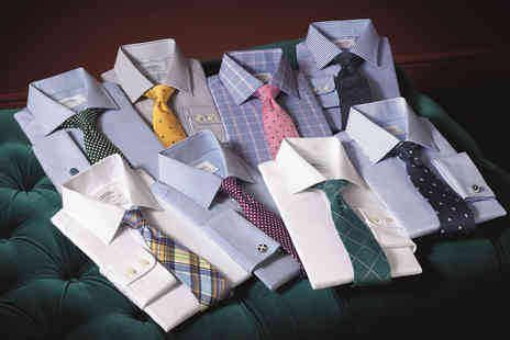 Charles Tyrwhitt - £40 voucher to spend on shirts, suits, casual wear and accessories - Save 50%