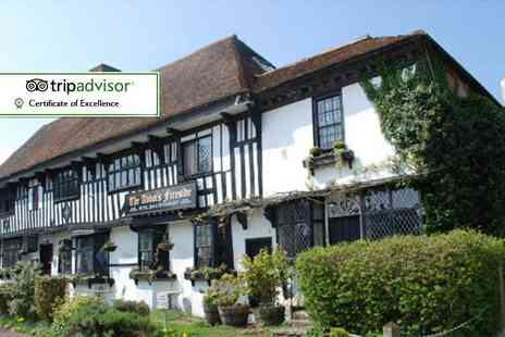 Abbots Fireside Inn & Rest - Sunday roast for two, including drinks - Save 52%