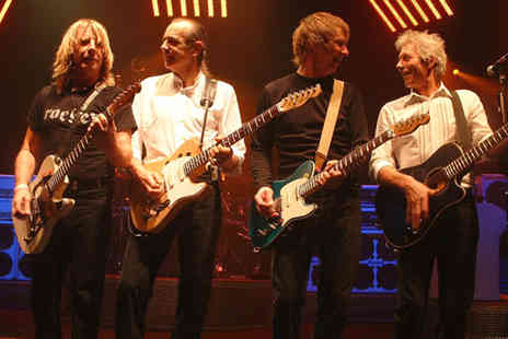 Cuffe & Taylor - Ticket to see Status Quo on 21st May 2016 - Save 0%