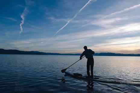 Back of Beyond Adventures - Canoeing, Paddleboarding or Kayaking For Two - Save 37%