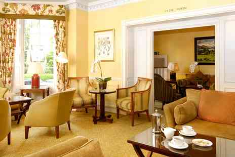 Richmond Gate Hotel - Afternoon Tea & Bubbly for 2  - Save 0%