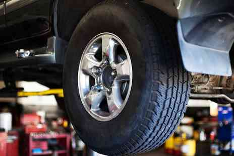 Barrack rd tyres - Four Wheel Laser Alignment - Save 0%