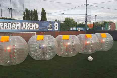 Zorb It Bubble Football - One Hour Zorb Football Experience Including Venue Hire for Up to 20  - Save 44%