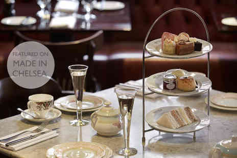 Reform Social and Grill - Vintage afternoon tea for two including a glass of Prosecco each  - Save 44%