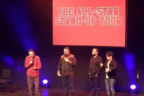 RIP Productions - The All Star Stand Up Tour Ticket On 10 May - Save 40%