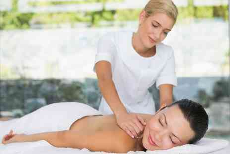 FICBA Therapy - One Hour Full Body Massage - Save 40%