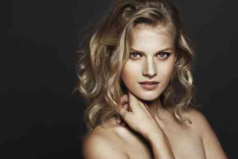 The Village Hair Salon - Cut and Blow Dry With Conditioning or Half Head of Highlights - Save 0%