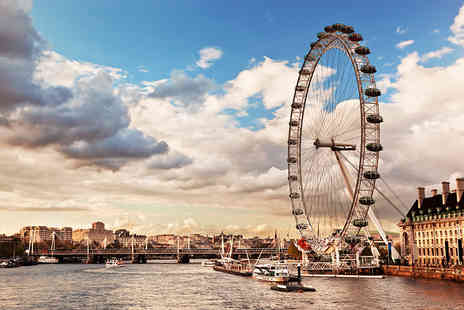 London Theatre Direct - Ticket to the Floating Cinema Club at Westminster Pier including brunch or afternoon tea and a glass of bubbly - Save 0%