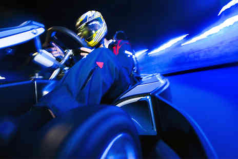 Fast Lane Karting - 50 laps of Go Karting in a 160cc kart - Save 40%