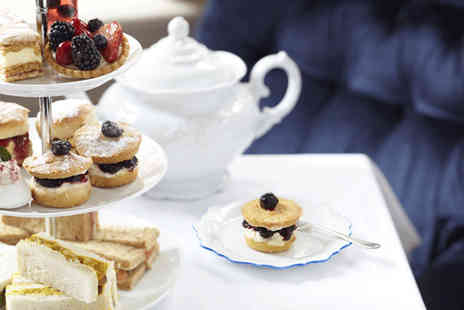 Ethos Hotel - Afternoon tea for two or with a glass of Prosecco each - Save 53%