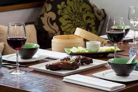Chinese Cricket Club - AA Rosette Chinese Dining £40 to Spend On Food and Drink For Two - Save 50%
