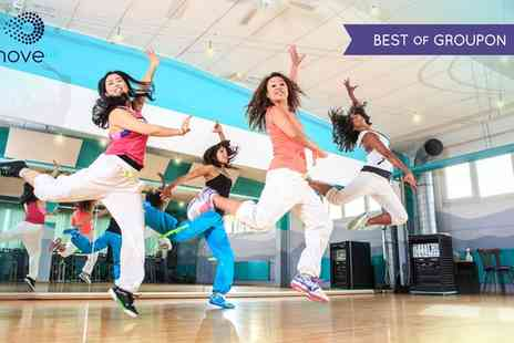 Move GB - Ten Fitness Classes for Bootcamp, Dance, Fitness and More  - Save 82%