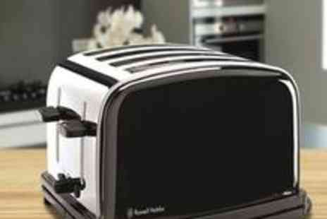 Premium Cookware - Russell Hobbs Classic Toaster from Premium Cookware - Save 60%