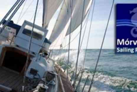 Morvargh Sailing - Introductory Sailing Day For Two With Buffet Lunch - Save 56%